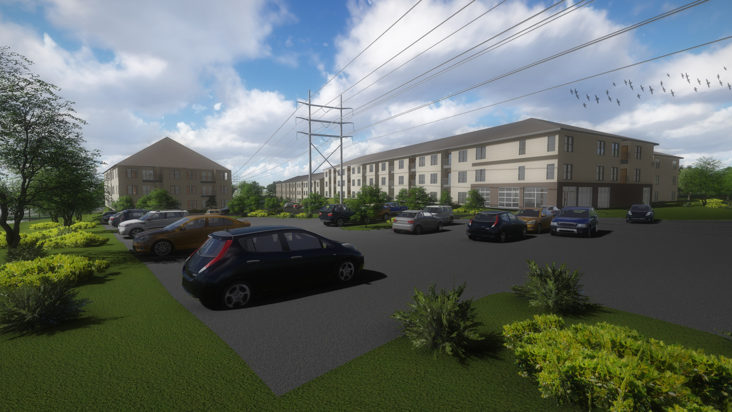 Affordable Housing South Austin Capella