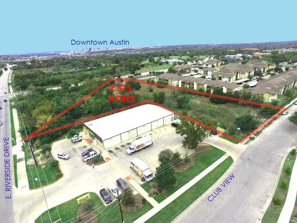 East Riverside Development Land