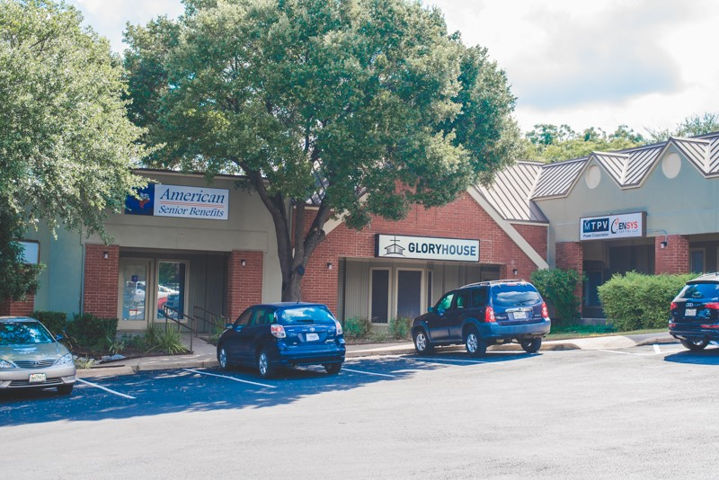 Pond Springs Office Austin Texas