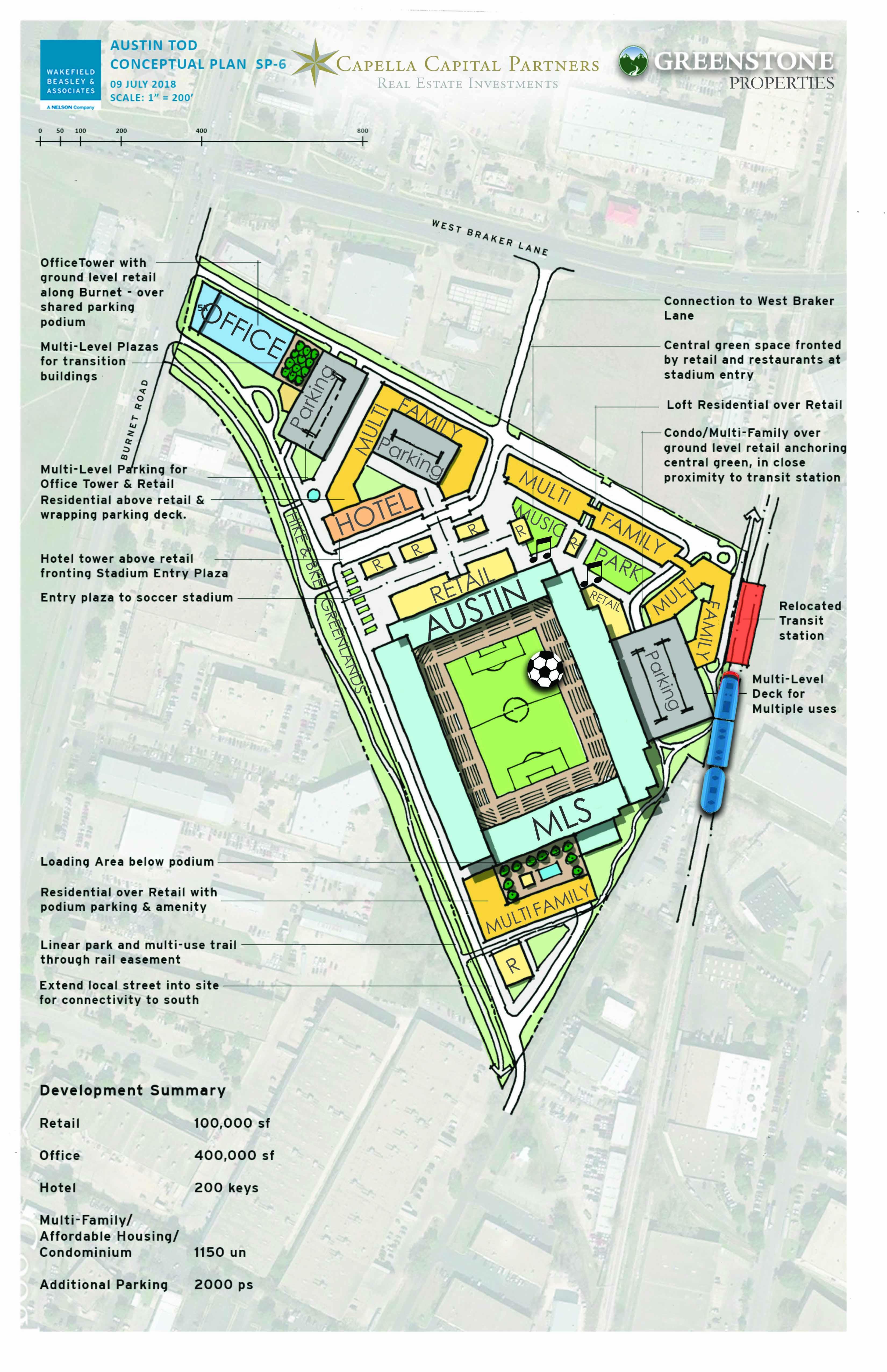 Capella's plan B for Mckalla Place