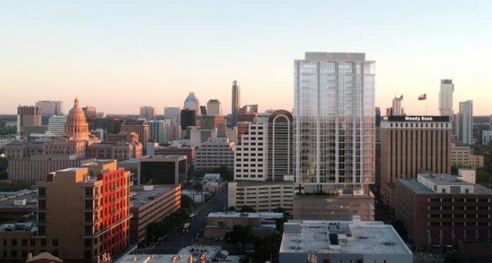 Reger Condo Tower Austin