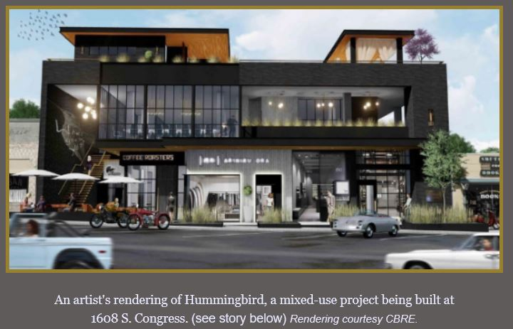 Humingbird Development Austin